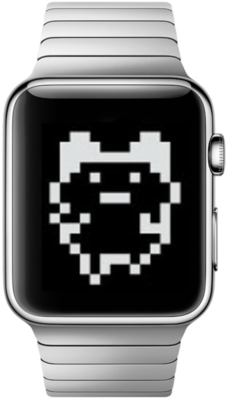 Apple Watch Tamagotchi