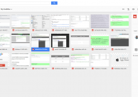 Picture 1. Typical Google Docs interface. 'My Grabilla's folder creates automatically when you upload first picture using Grabilla+Google Drive tool.