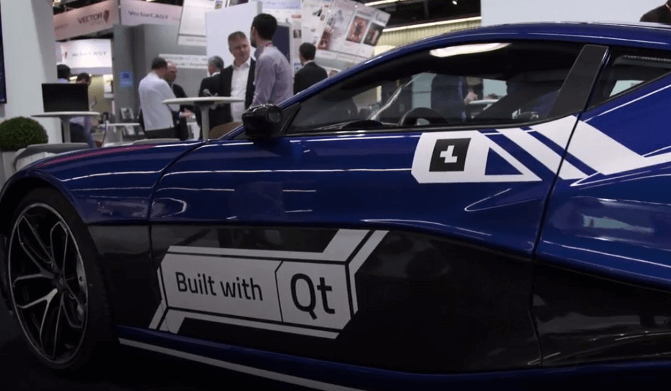 Examples of Qt for the Automotive Segment – DevelopEx blog