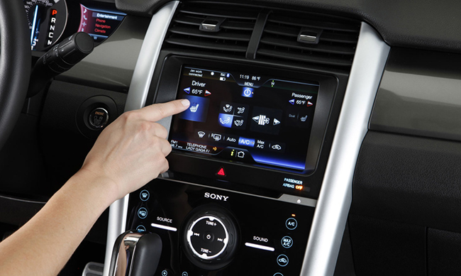 In-Vehicle Infotaiment (IVI) Systems