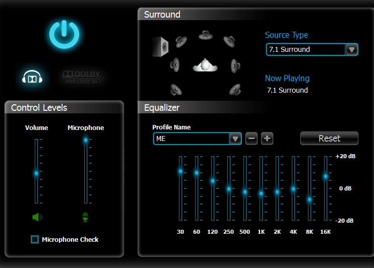 Software for Gaming and Professional Headphones